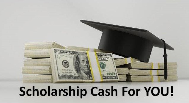 Scholarship Cash for your free education
