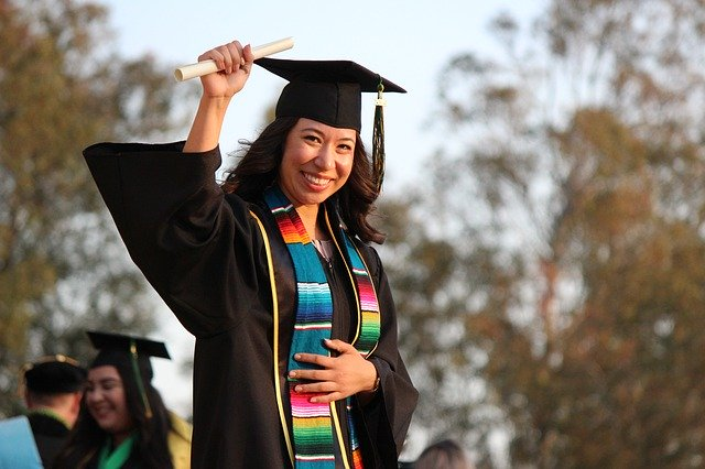 Women have opportunities for a free education with free money from scholarships and bursaries